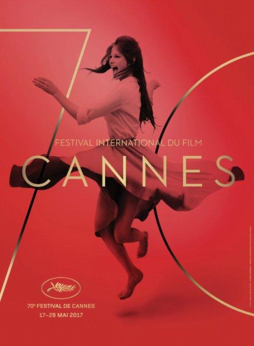 Claudia Cardinale sur l'affiche du Festival de Cannes