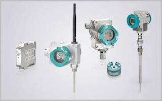 Industrial temperature transmitters