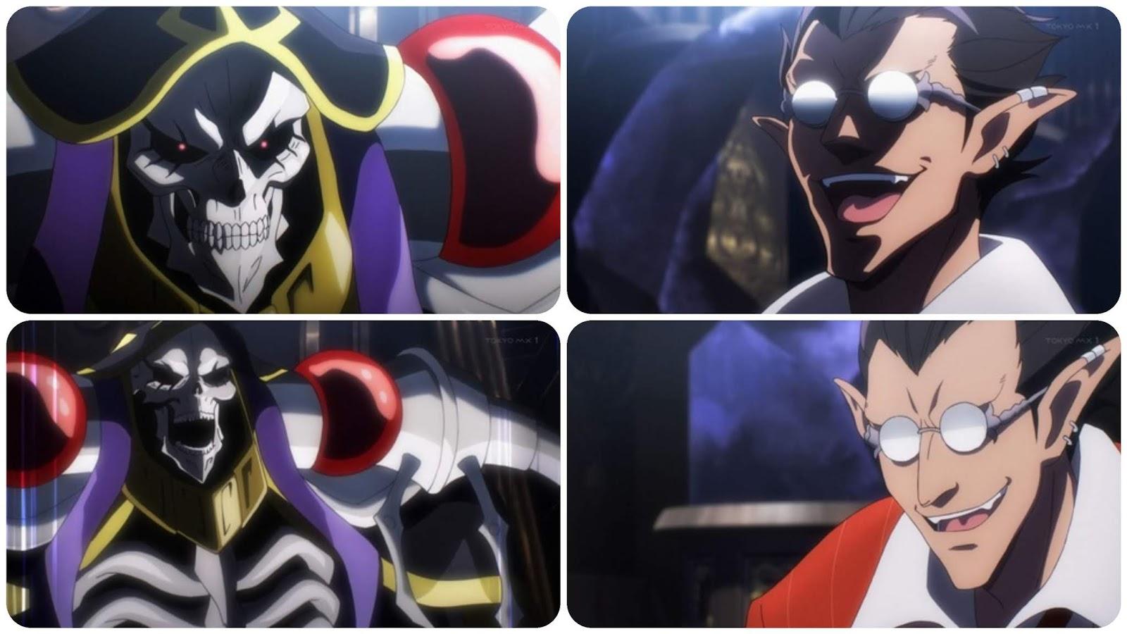 Anime Nikki: [Overlord III] Episode 2 everyone's impressions