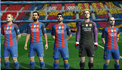 PES 2013 Elostora Patch 2013 Season 2016/2017
