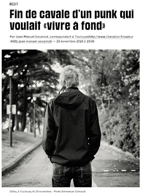 http://www.liberation.fr/france/2016/11/23/fin-de-cavale-d-un-punk-qui-voulait-vivre-a-fond_1530461