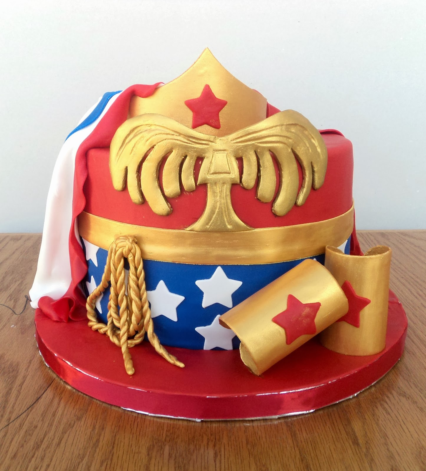 wonder woman birthday cake delectable cakes with cape birthday cake 1474