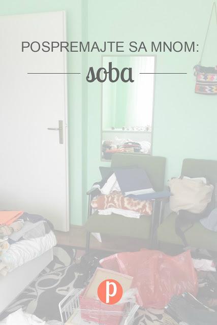 Pospremanje sobe