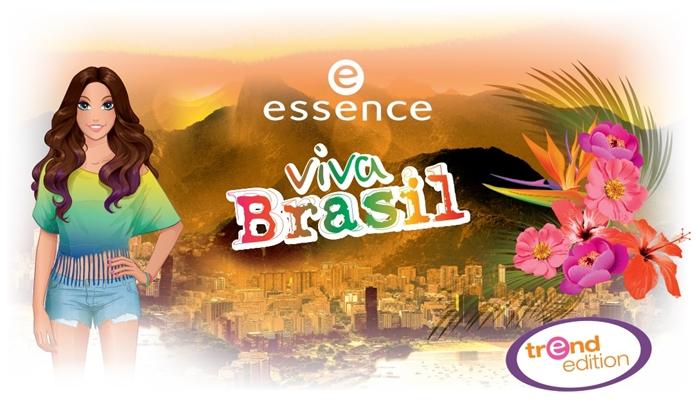 Essence - Viva brasil (edycja limitowana )