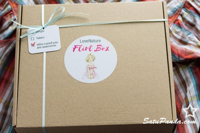 Love Nature Box - Flirt box отзывы