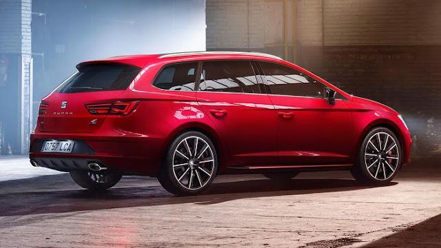 Update 7 December 2016 Seat Reveals New Leon Cupra Hot Hatch