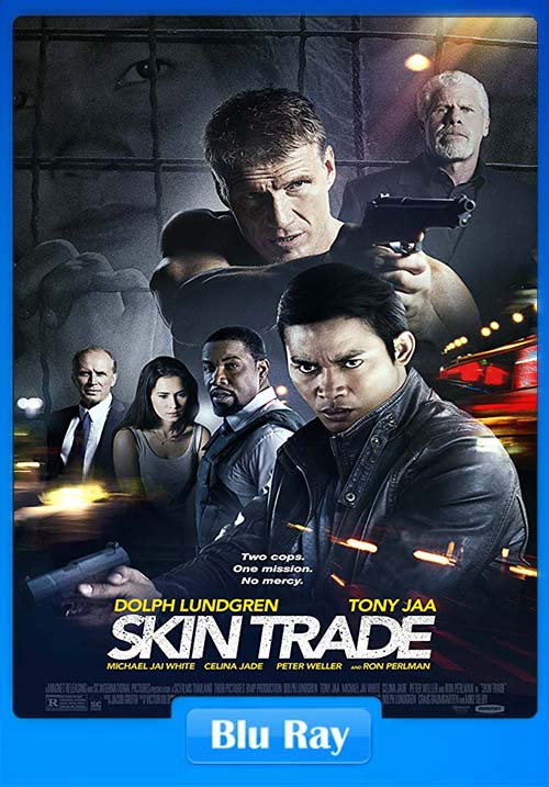 Skin Trade 2014 100MB HEVC | 480p 300MB Full Movie Download BluRay