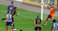 Βίντεο με την παρακάμερα της αναμέτρησης ΑΕΚ - Πανιώνιος 0-0