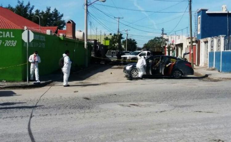 """Fuerzas Federales se """"aterrizan a cuatro sicarios en Reynosa"""