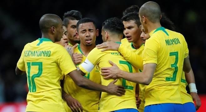 Brasil vence amistoso contra Alemanha por 1 a 0 com gol de Gabriel Jesus