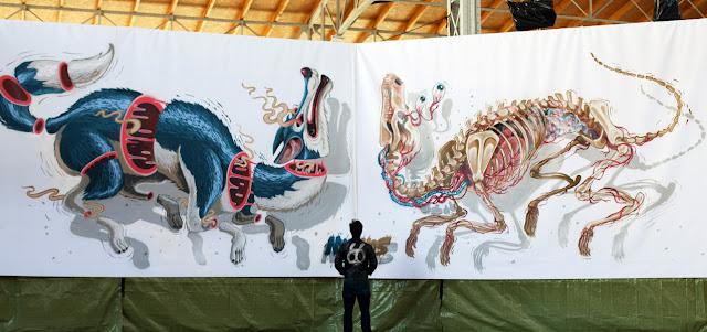 ANATOMÍA GRAFITERA   Bichólogo