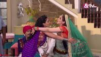 Soumya Tondon aka Bhabhiji in Beautiful Red Ghagra Choli ~  Exclusive Galleries 022.jpg