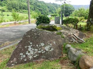 修禅寺いぼ石