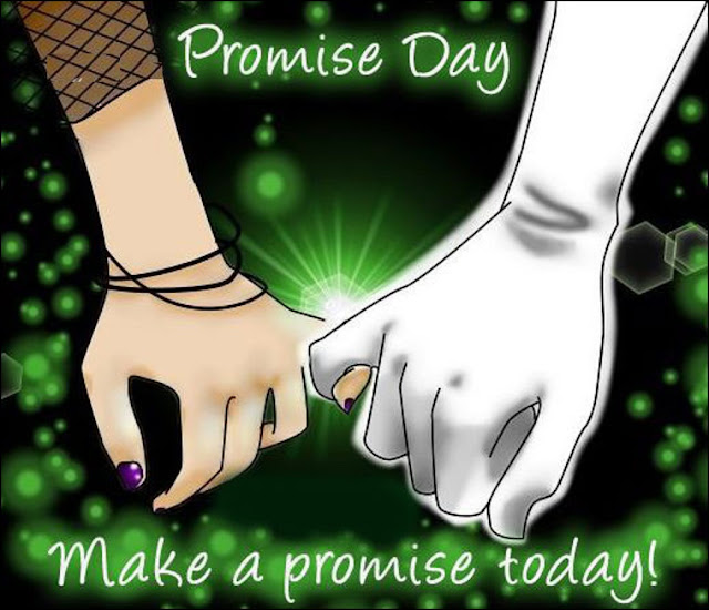 promise day whatsapp dp