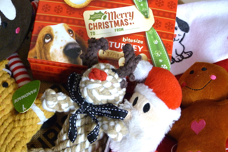 an image of Christmas Gift Guide For Dogs