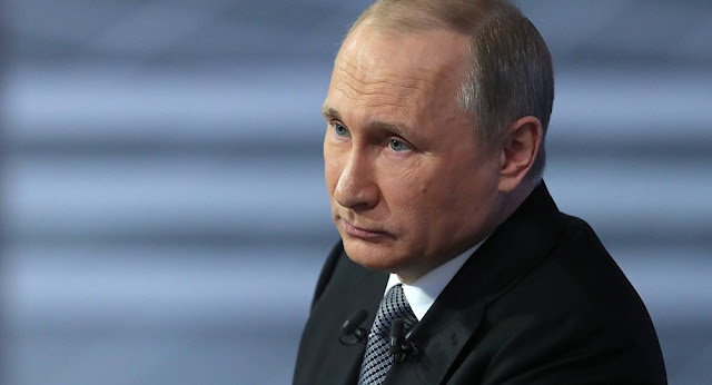 Vladimir Putin adverte Romênia e Polônia - MichellHilton.com