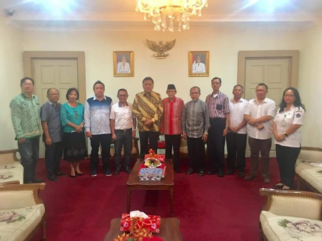 Gubernur : Sulut Aman