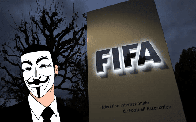 FIFA is exposed to the largest penetration and leaking of data and documents very confidential 86