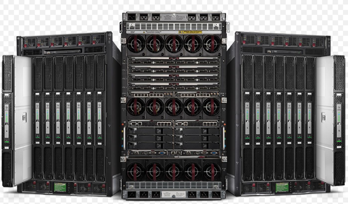 Comparison: Blade vs Rack Servers ( Cisco, HP, Dell and Lenovo
