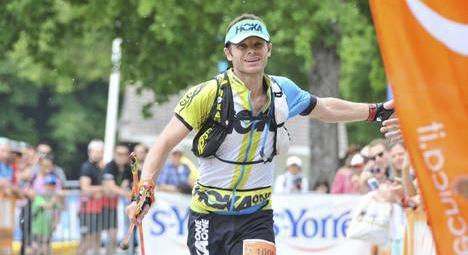 Ludovic Pommeret logra la victoria en UltraTrail du Mont Blanc