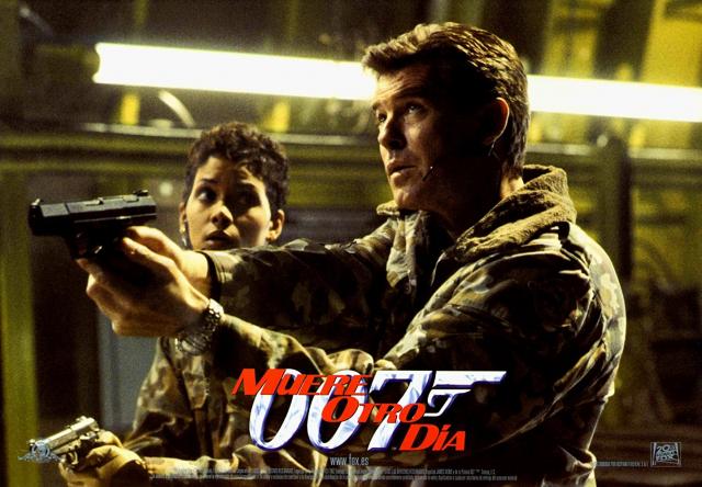 Hình ảnh phim Điệp Viên 007: Hẹn Chết Ngày Khác