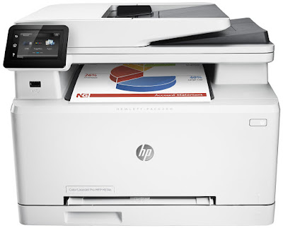 HP Color LaserJet Pro M274N Driver Download