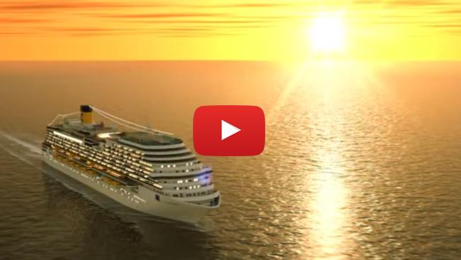 ► Vídeos espectaculares/curiosos: Costa Diadema - Regina del Mediterráneo