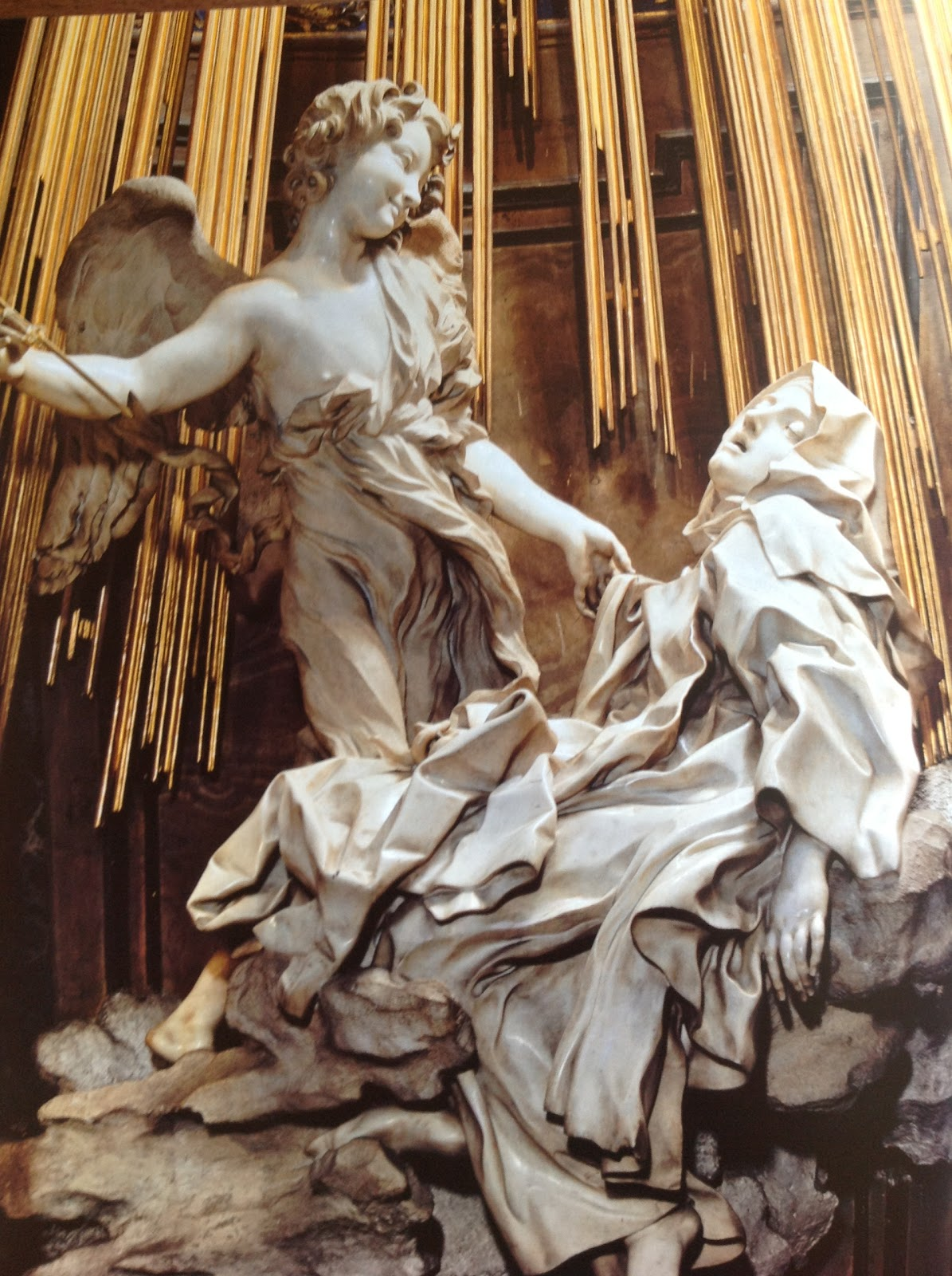 And The Splendor Is Without End: Bernini: Sculpting in Clay