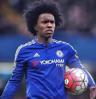 Willian could leave Chelsea
