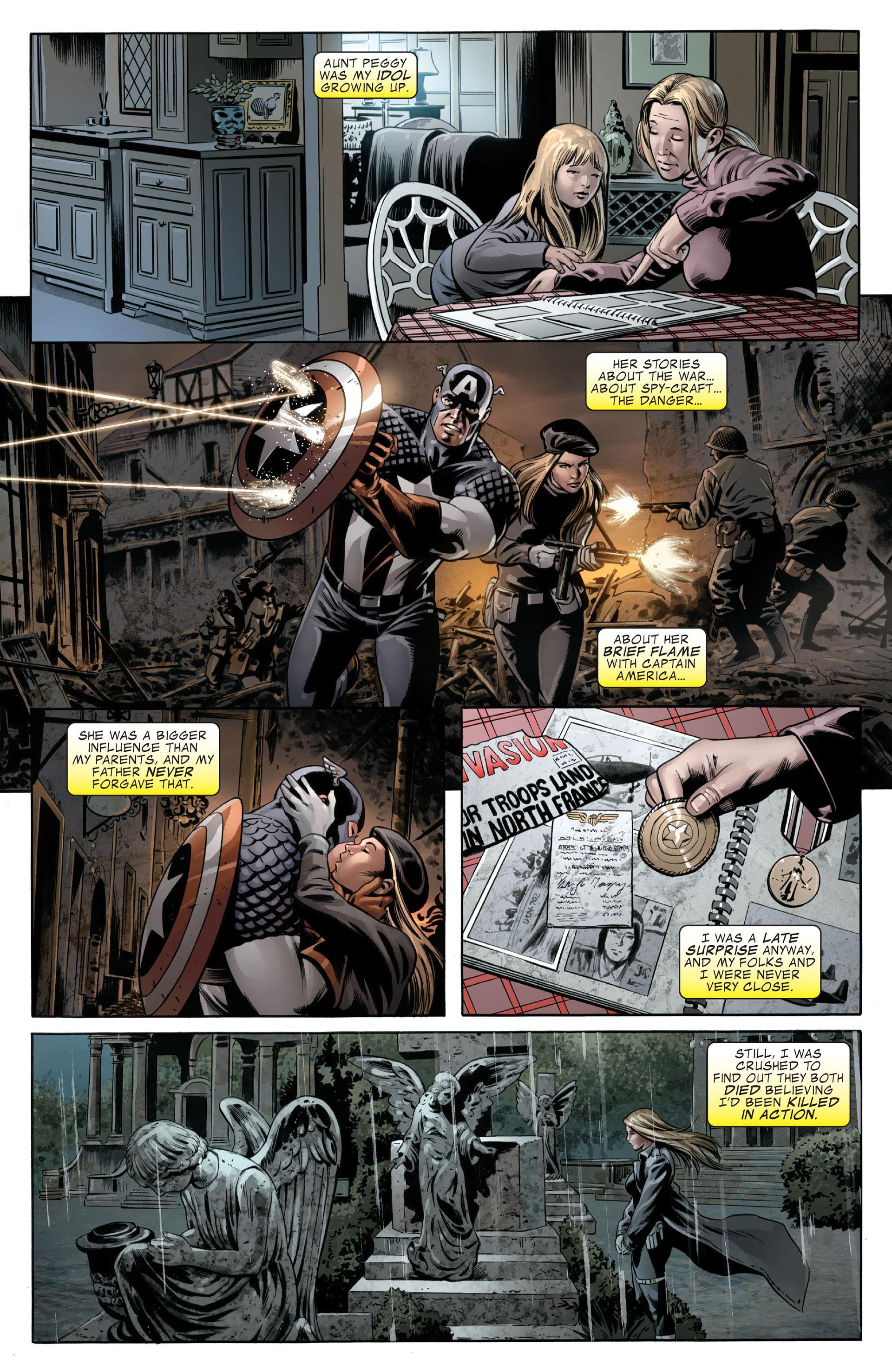Read online Captain America (2005) comic -  Issue #49 - 9
