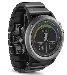 Garmin Fenix 3 Sapphire With Metal Band GPS