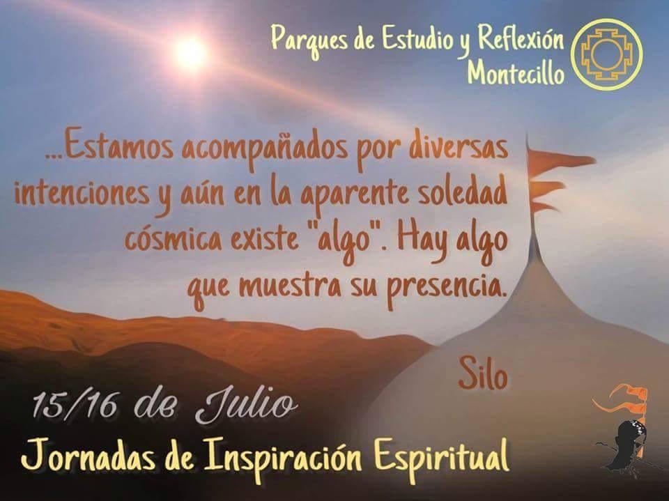 Jornadas de Inspiración Espiritual