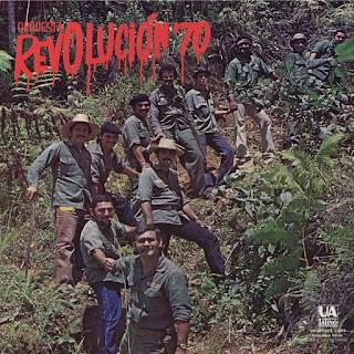 LLEGO LA REVOLUCION - ORQUESTA REVOLUCION 70 (1971)