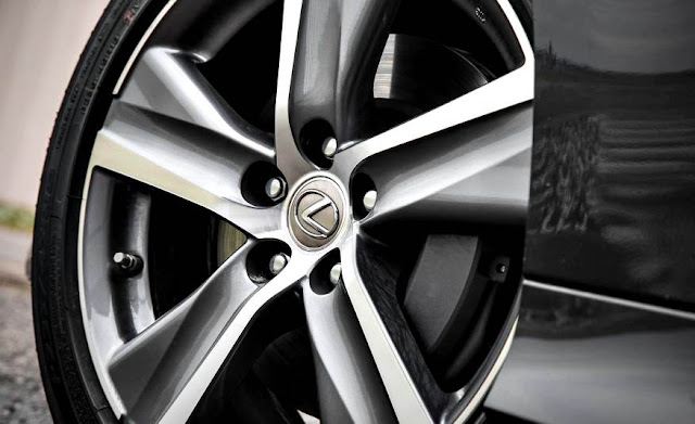 Lexus GS200t 2017