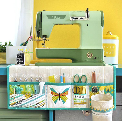 Undercover Maker Mat Sewing Machine Cover free Pattern