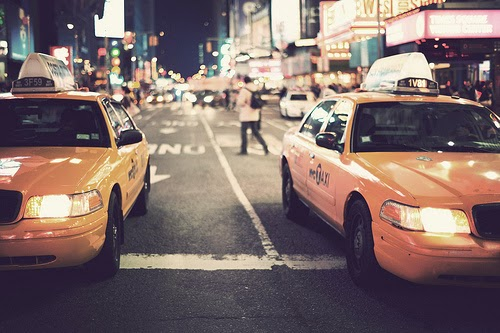 stateside bucket list yellow taxi