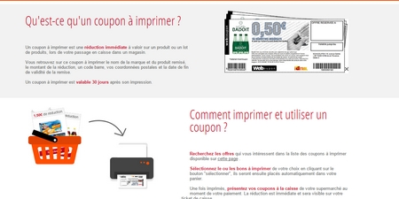 Coupons a imprimer igraal