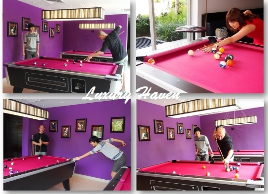hard rock hotel penang teens club pool tables
