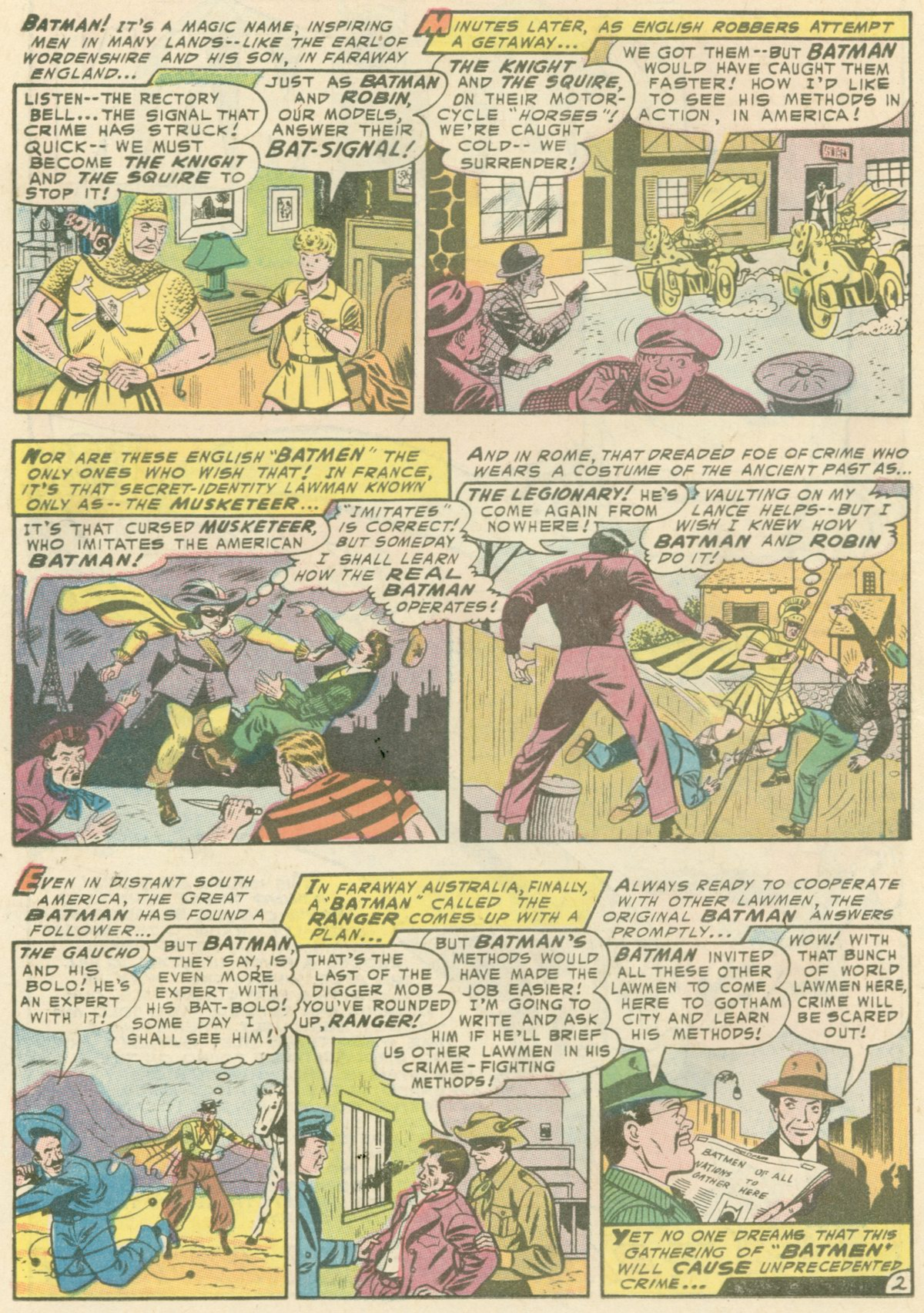 Read online World's Finest Comics comic -  Issue #180 - 22