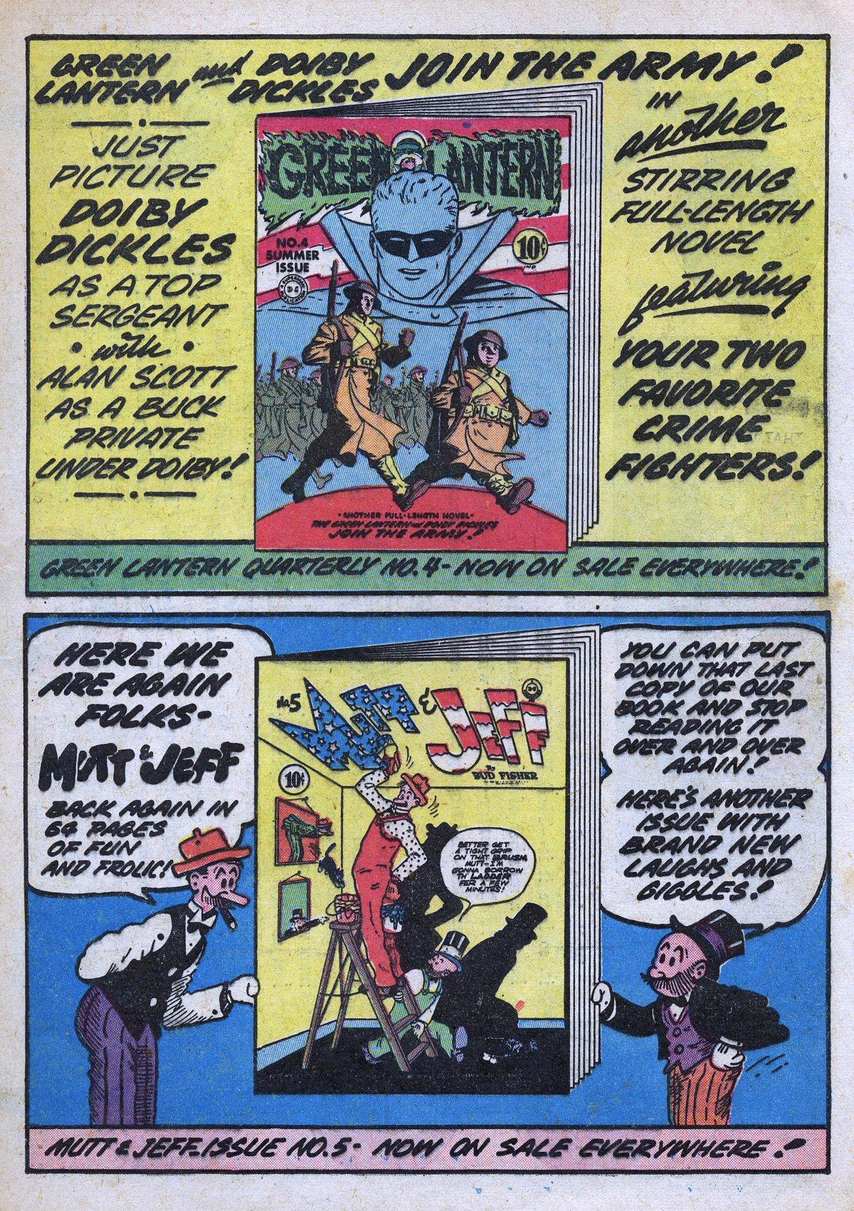 Read online All-Star Comics comic -  Issue #13 - 34
