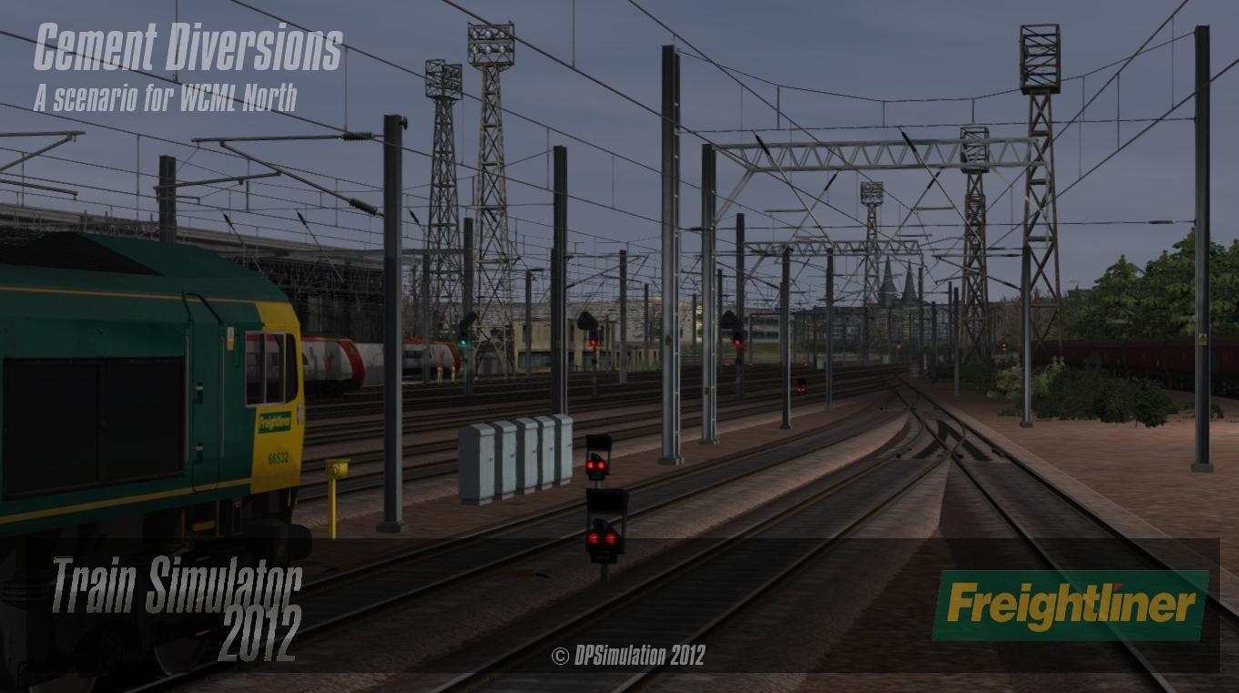 DPSimulation: Six New Scenarios Released - Railworks 3