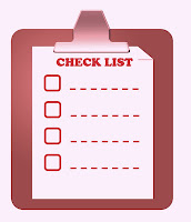 a check list of psoriasis tips, psoriasis top tips