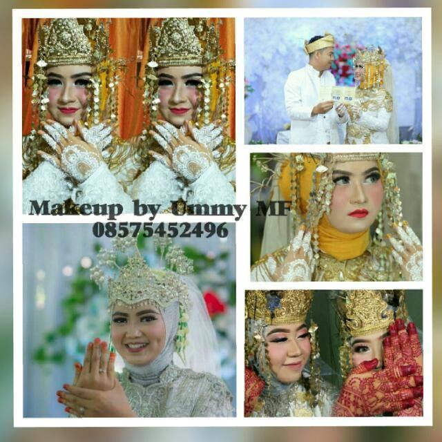 Ummy MF Makeup Art Pontianak - IG @ummymf