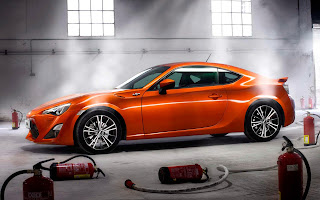 Toyota 86 GT HD Wallpapers,