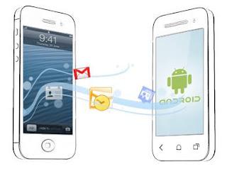 Cara Memindahkan Data Dari Android ke iPhone Atau Sebaliknya