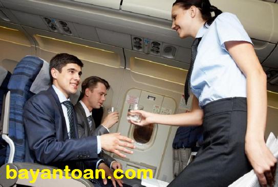 Những kinh nghiệm mà hành khách cần biết khi đi máy bay