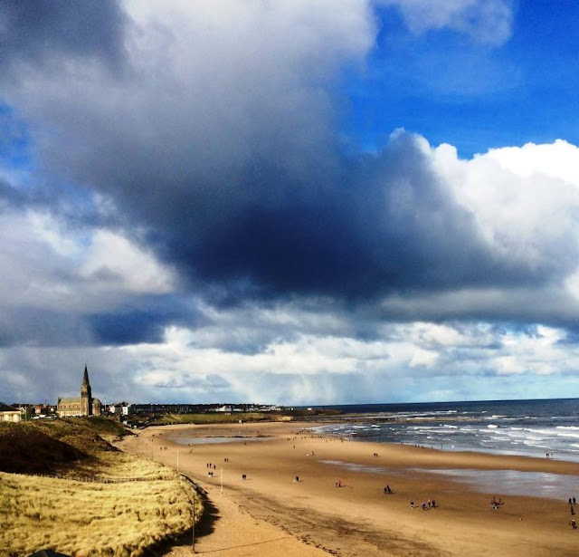 8 Favourite North East Coastal Family Walks logsands tynemouth