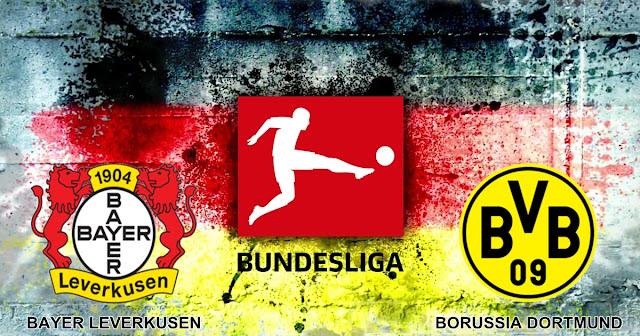 Bayer Leverkusen vs Borussia Dortmund 2 Desember 2017