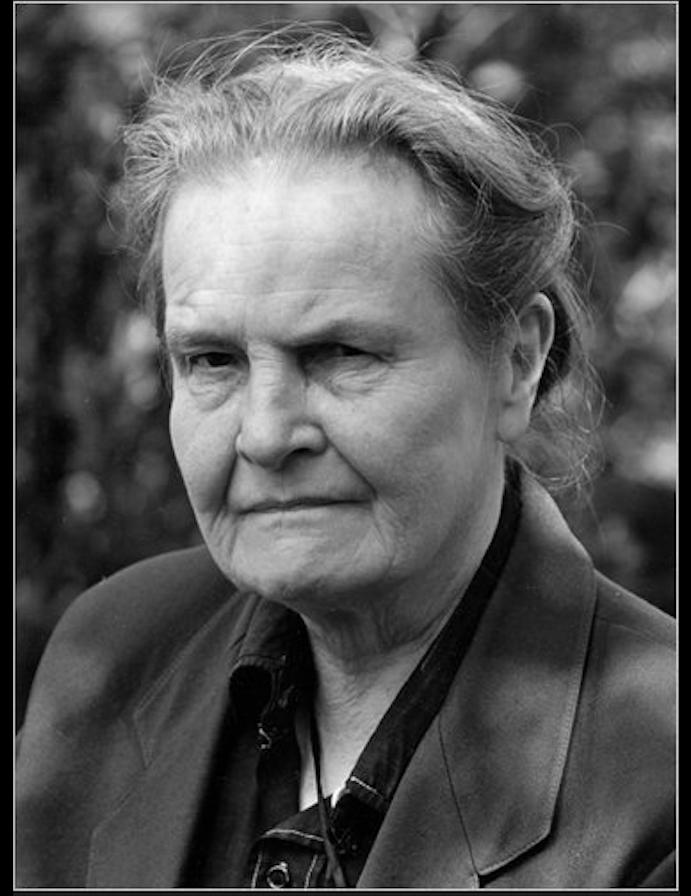 G. E. M. Anscombe (1919—2001)