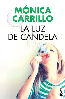 La luz de Candela - Mónica Carrillo
